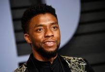 "protagonista de ""Black Panther"""