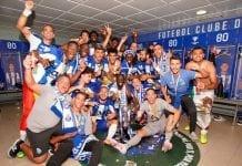Porto campeón Copa de Portugal