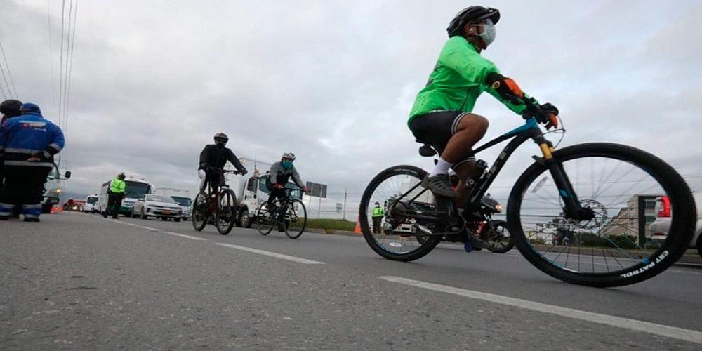practica ciclismo