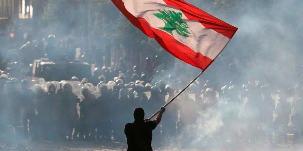 renuncia ministra Líbano