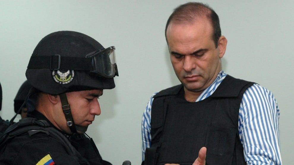 Salvatore Mancuso Interpol