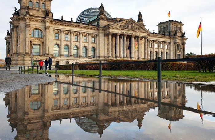 Alemania sede del Bundestag