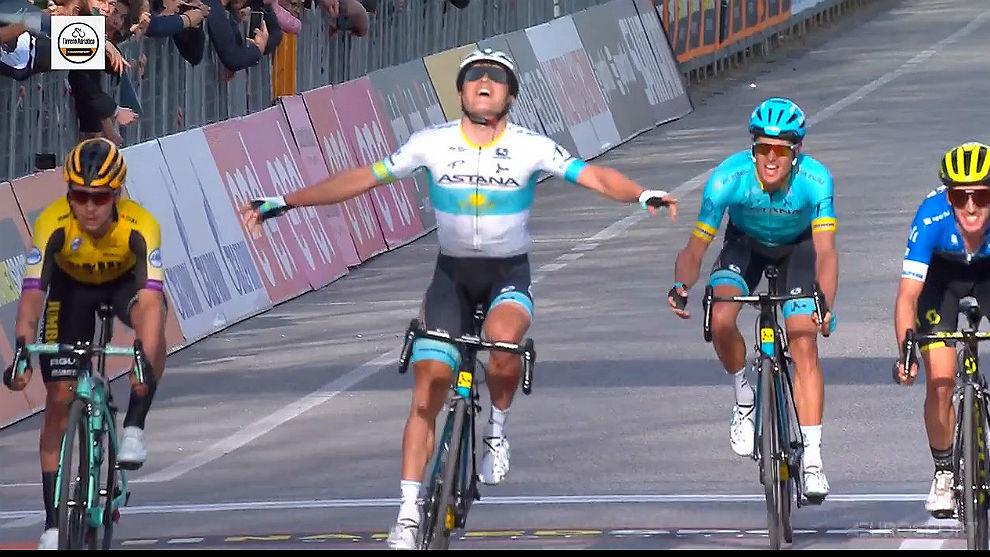 Alexey Lutsenko Tour de Francia
