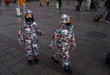 China niños