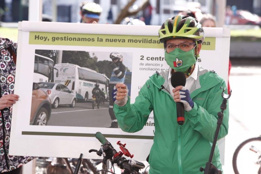 Claudia López Bicicletas