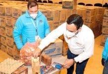 Convocatoria de compra de alimentos a productores locales fue un éxito