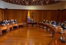 Corte Constitucional Inversión
