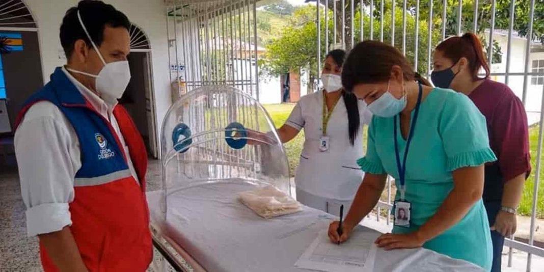 Cundinamarca tendrá 150 iglús para realizar procedimientos a pacientes covid