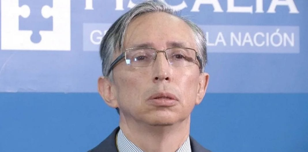 fiscal caso Uribe