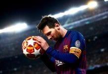 Lionel Messi y Barcelona