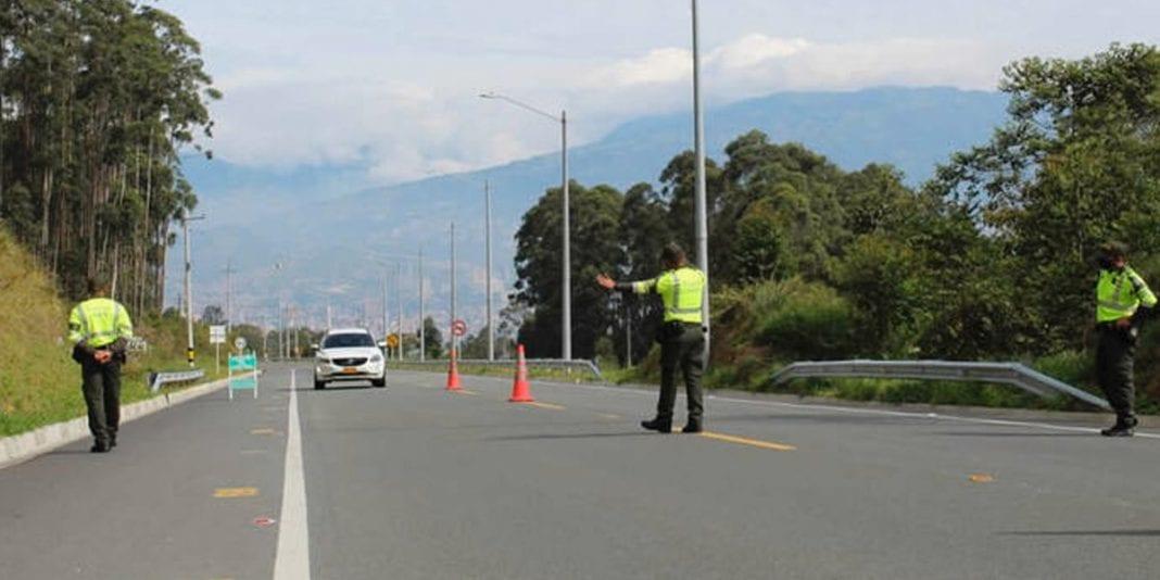 Policía controlará movilidad de viajeros este fin de semana en Cundinamarca