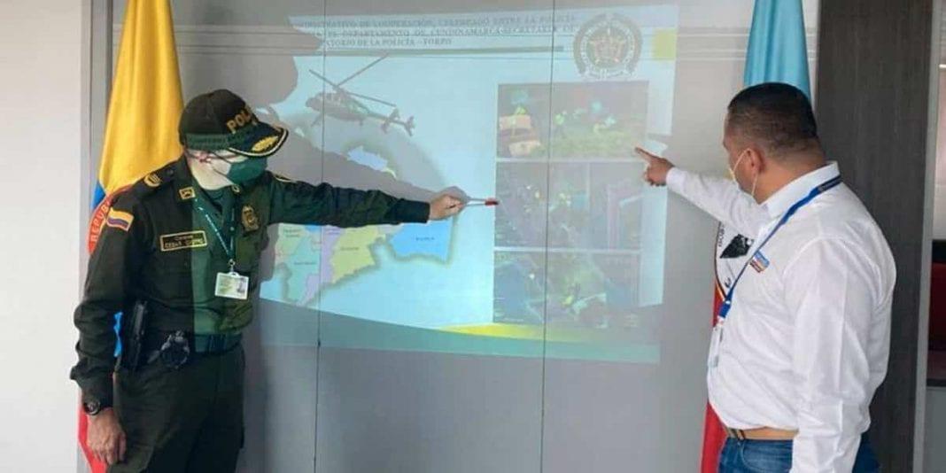 Policía de Cundinamarca ya cuenta con Halcón para reforzar seguridad