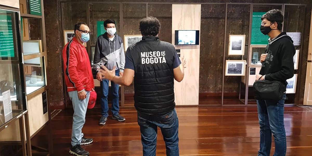 Prográmate y visita el museo de Bogotá