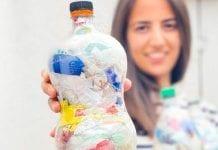 Transforma tus residuos plásticos en obras sociales