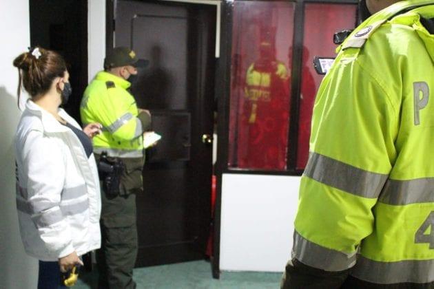 Sellaron dos moteles en Bosa por incumplimiento de normas