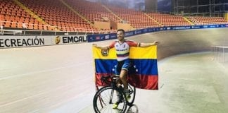 Mundial de Ciclismo en Pista Juvenil