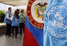 Misión de Verificación en Colombia