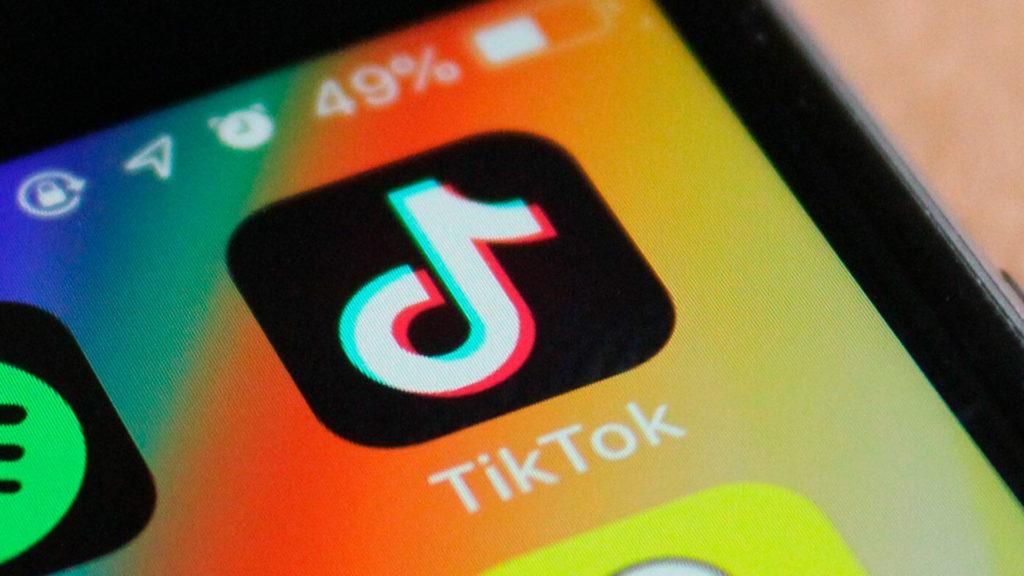 Cuenta falsa en TikTok