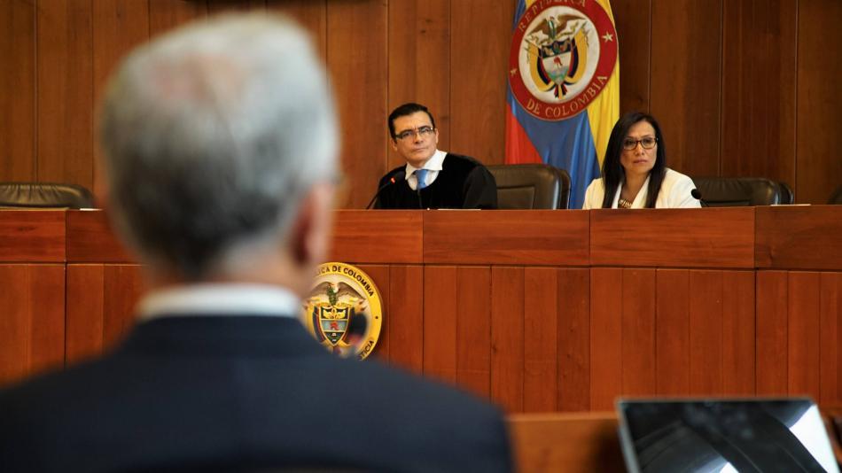 proceso Uribe