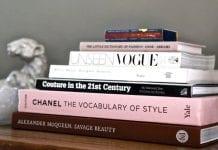¿Fan de la moda estos 3 libros le van a gustar