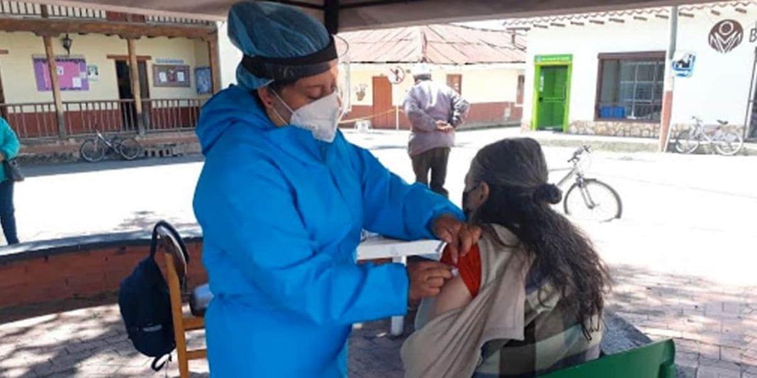 Balance positivo tras jornada de vacunación en Cundinamarca