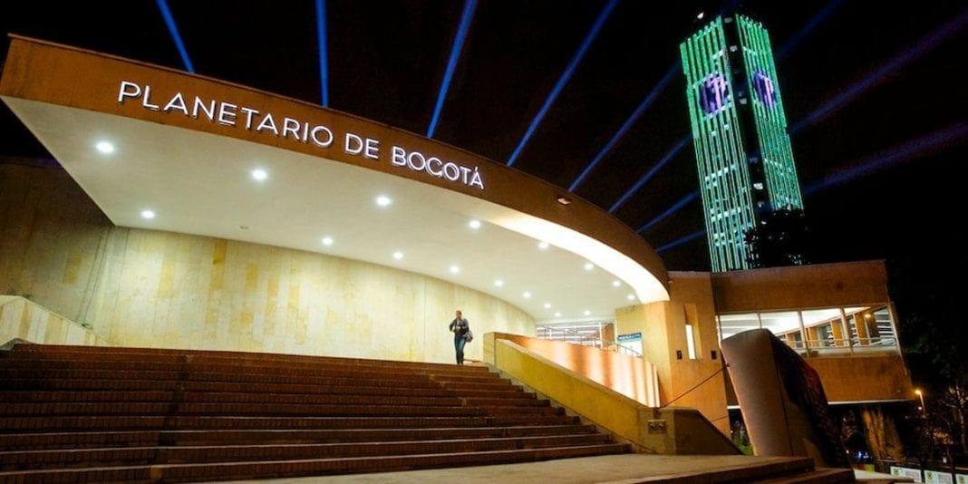 Conoce la programación del Planetario de Bogotá de esta semana