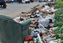 Conozca cómo identificar un punto crítico de residuos en Bogotá