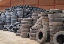 Conozca el proceso para reciclar llantas usadas en Bogotá