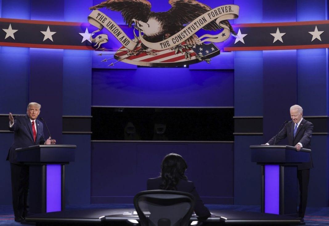 Debate Trumo Biden