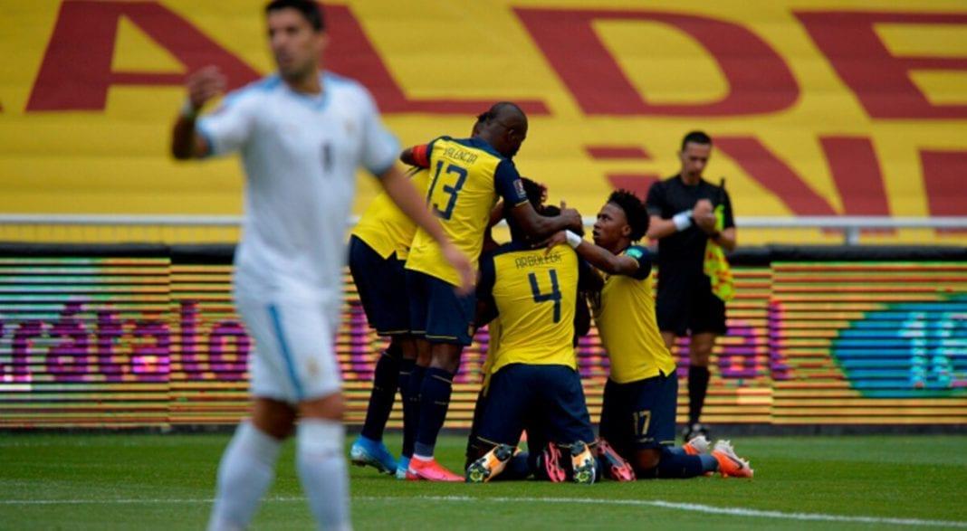 Ecuador Uruguay