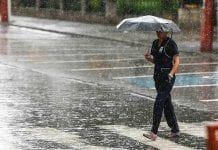 Empieza segunda temporada de lluvias en Cundinamarca