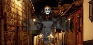 Fantasmas de la Candelaria