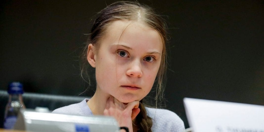 La joven ambientalista Greta Thunberg estrena documental