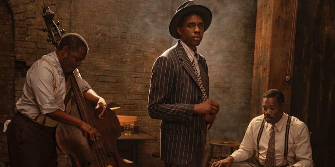 Netflix estrenó tráiler de la última película de Chadwick Boseman