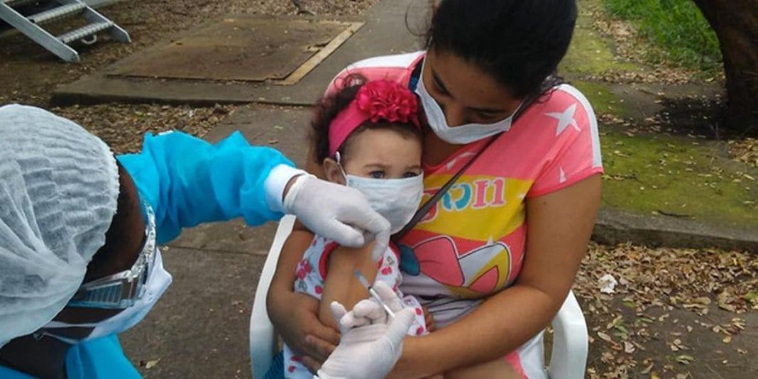 Nueva jornada de vacunación en Cundinamarca será el 17 de octubre