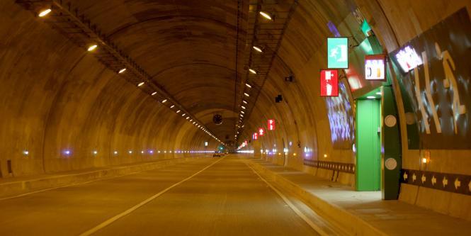 Túnel Bogotá Villavicencio