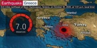 Tusnami y terremoto