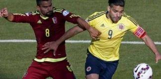 Eliminatorias Selección Colombia Vinotinto