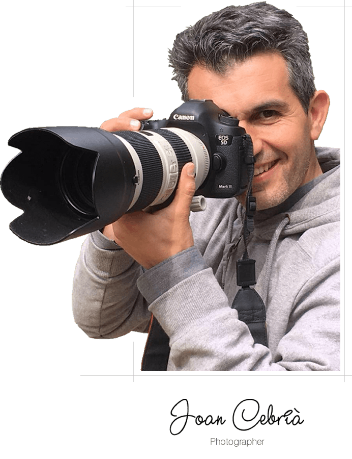 'El proceso creativo', el nuevo libro del fotógrafo Joan Cebria