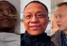 médico chino