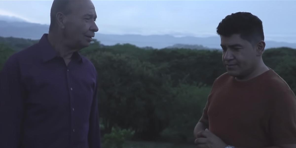 Aléjala el nuevo sencillo de Luis Alberto Posada y Robinson Silva