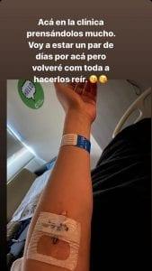 Ricardo Quevedo dedicó unas palabras a sus seguidores desde el hospital