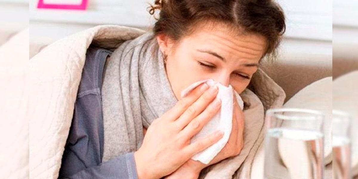 ¿Cómo diferenciar si es gripa o covid 19