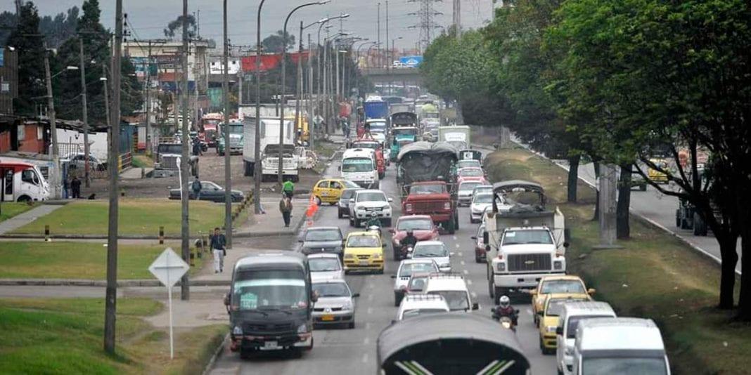 Calle 13 tendrá vía exclusiva para vehículos particulares