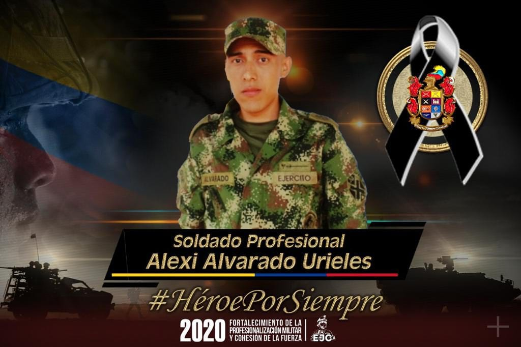 Ataque terrorista en el Catatumbo dejó 2 militares muertos