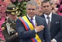 Iván Duque a Maradona
