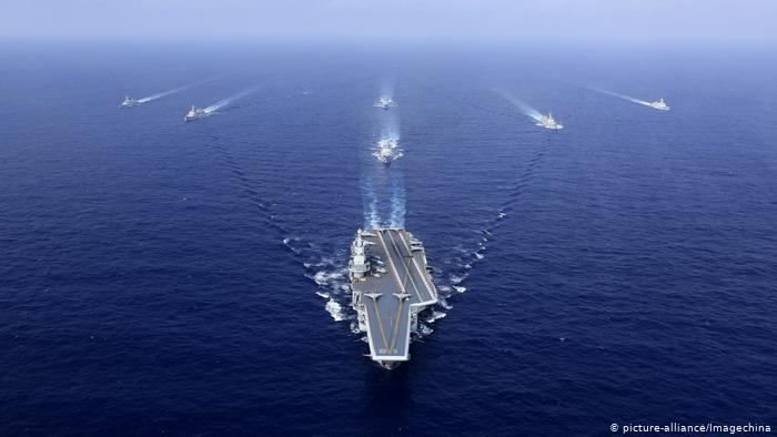 Mar China