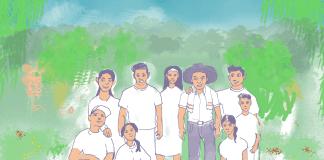 Colombiano desaparecido