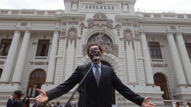 Expresidente del Perú
