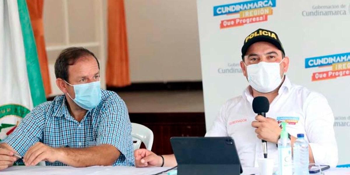 Wilmer Martínez nuevo alcalde encargado de La Palma